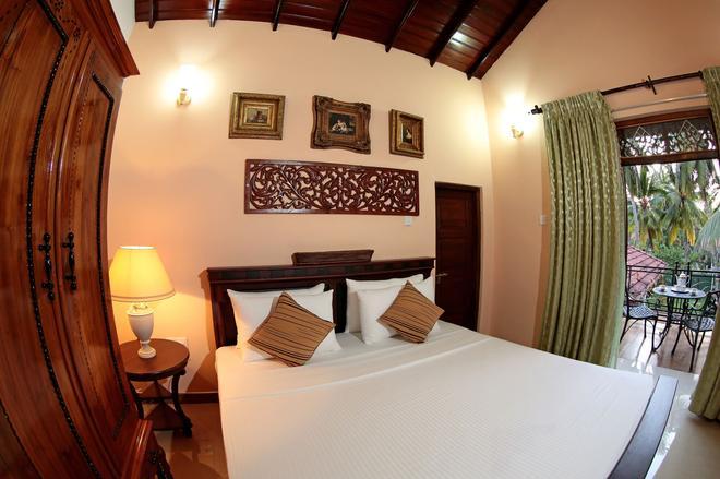 Villa Ceylon - Negombo - Makuuhuone