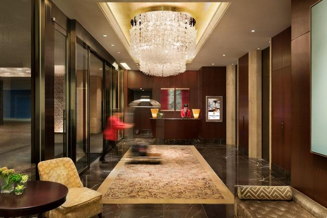 Shangri-La Hotel, Tokyo - Τόκιο - Ρεσεψιόν