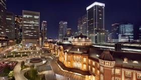 Shangri-La Hotel, Tokyo - Tokyo - Outdoors view
