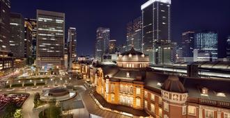 Shangri-La Hotel, Tokyo - Tokyo - Outdoor view