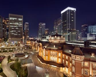Shangri-La Hotel, Tokyo - Tokio - Außenansicht