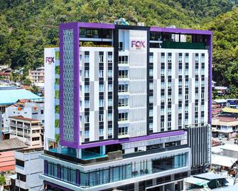 Fox Hotel Jayapura - Port Numbay - Gebouw