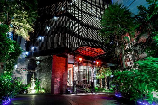The Continent Hotel Bangkok By Compass Hospitality - Bangkok - Building