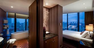 The Continent Hotel Bangkok By Compass Hospitality - Bangkok - Bedroom