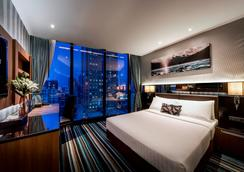 The Continent Hotel Bangkok By Compass Hospitality - Μπανγκόκ - Κρεβατοκάμαρα