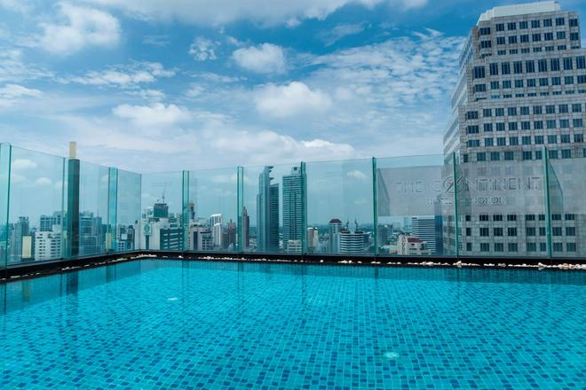 The Continent Hotel Bangkok By Compass Hospitality - Bangkok - Pool