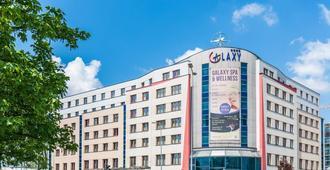 Galaxy Hotel - Κρακοβία - Κτίριο