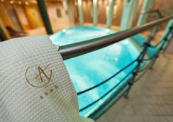 Galaxy Hotel - Krakow - Bể bơi