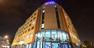 Galaxy Hotel - Cracovia - Edificio