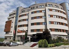 Hotel Panoramika - Skopje - Edificio