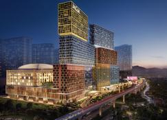 Mgm Cotai - Macao - Bygning