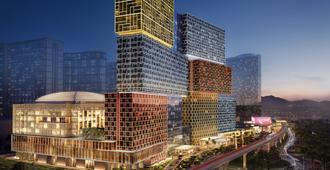 Mgm Cotai - Macao - Edificio