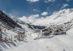 Hotel Olympia - Obergurgl - Outdoor view