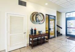 Quality Inn - Amarillo - Lobby