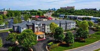 SpringHill Suites by Marriott Nashville Metro Center - Nashville - Building