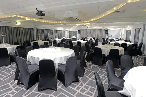 Village Hotel Warrington - Warrington - Sala de banquetes