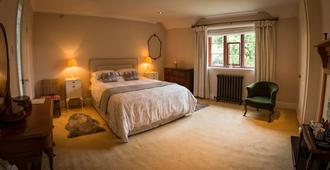 Coetmor - Ruthin - Bedroom
