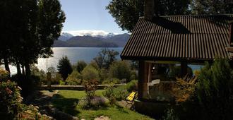 Hosteria Belvedere - Villa La Angostura - Outdoor view