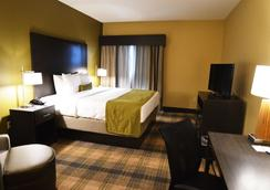 Best Western Plus New Orleans Airport Hotel - Kenner - Makuuhuone