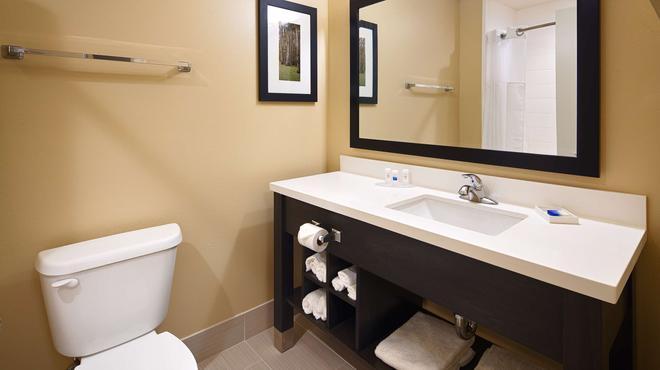 Best Western Plus New Orleans Airport Hotel - Kenner - Kylpyhuone