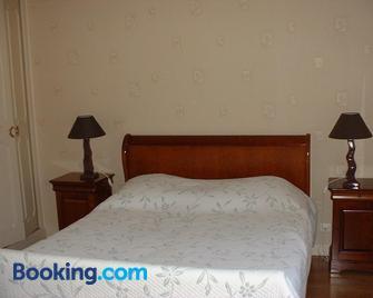 Chambres D'hôtes Bell'vue À Chauvigny - Chauvigny - Bedroom