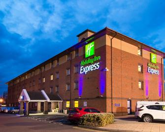 Holiday Inn Express Birmingham - Oldbury - Олдбері - Building