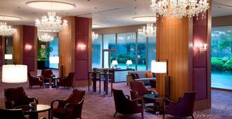 Sheraton Miyako Hotel Osaka - Osaka - Recepción