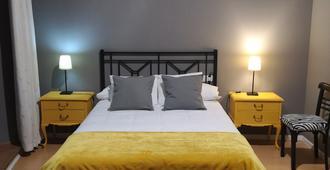 Hostal San Martin - לאון - חדר שינה