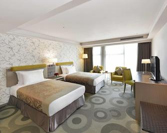 Fullon Hotel Kaohsiung - Kaohsiung - Slaapkamer