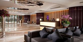 Fullon Hotel Kaohsiung - Kaohsiung City - Front desk