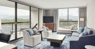 The Westin Bayshore, Vancouver - Vancouver - Living room