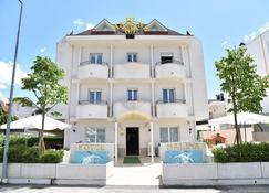 Hotel Marina - Riccione - Edificio
