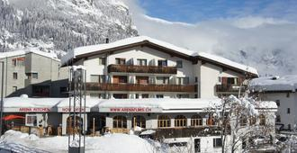 Arena Lodge - Flims - Bâtiment