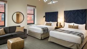 Hotel Indigo Boston Garden - Boston - Bedroom