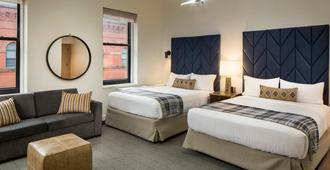 Hotel Indigo Boston Garden - בוסטון - חדר שינה