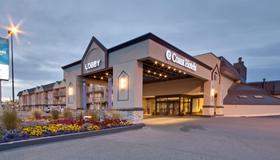 Coast Kamloops Hotel & Conference Centre - Kamloops - Building