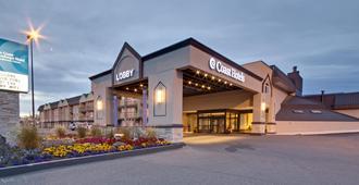 Coast Kamloops Hotel & Conference Centre - Kamloops - Rakennus