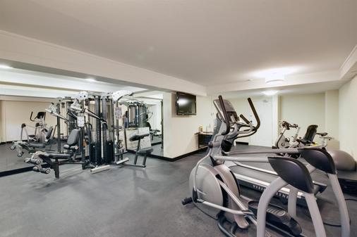 Coast Kamloops Hotel & Conference Centre - Kamloops - Γυμναστήριο