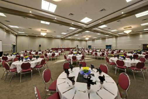 Coast Kamloops Hotel & Conference Centre - Kamloops - Banquet hall