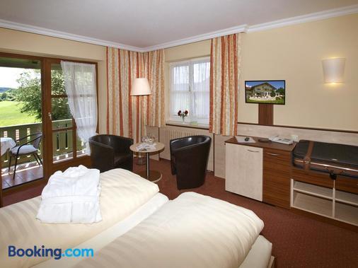 Xundheits Hotel Garni Eckershof - Bad Birnbach - Bedroom