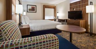 Best Western Plus Kansas City Airport-Kci East - Kansas City - Schlafzimmer