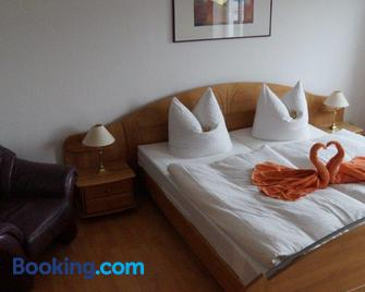 Pension Haus Maria - Mühlhausen - Bedroom