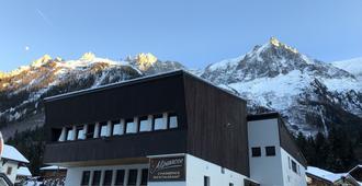 Alpenrose - Chamonix - Gebäude