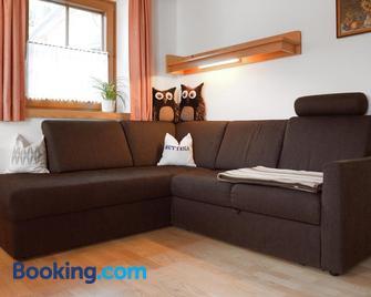 Hattlerhof - Heinfels - Living room
