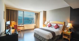 Best Western PLUS Hotel Hong Kong - Hongkong - Schlafzimmer