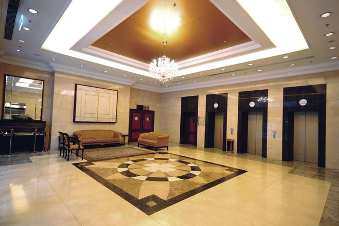 ベスト ウェスタン プラス ホテル 香港 - 香港 - ロビー