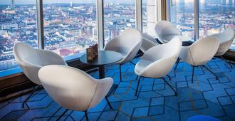 Courtyard by Marriott Katowice City Center - Katowice - Lounge