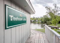 Quality Inn on Lake Placid - Lake Placid - Vista del exterior
