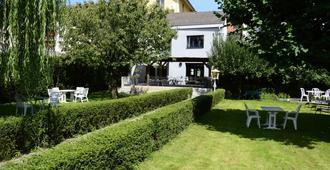 Hôtel Les Terrasses - Annecy - Βεράντα
