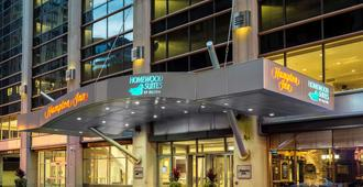 Homewood Suites by Hilton Chicago Downtown/Magnificent Mile - Chicago - Gebäude